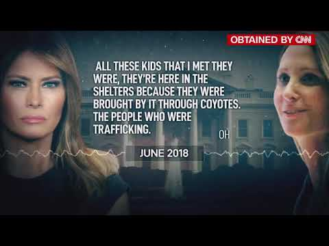 Melania Trump tapes: Secret recordings reveal reaction to Christmas decorations, immigrant children