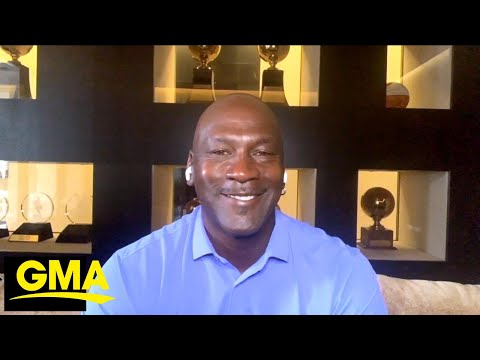 Michael Jordan relives Bulls dynasty ahead of 'The Last Dance' docuseries l GMA