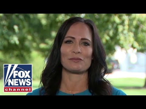 Stephanie Grisham previews Melania Trump's 'uplifting' RNC speech
