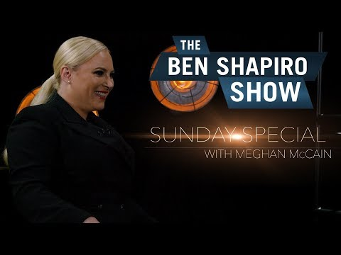 Meghan McCain | The Ben Shapiro Show Sunday Special Ep. 71