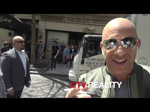 Vin Diesel can't believe how much his autograph is worth