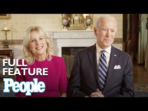President Joe Biden and Dr. Jill Biden's First White House Interview (Exclusive)   People