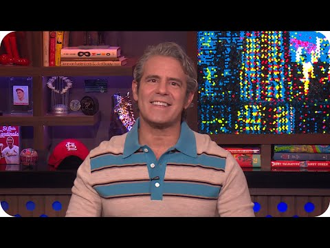 Andy Cohen Wants to Meet You at a Watch What Happens Live Taping // Omaze