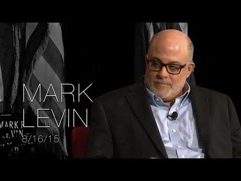A Reagan Forum with Mark Levin — 8/16/15