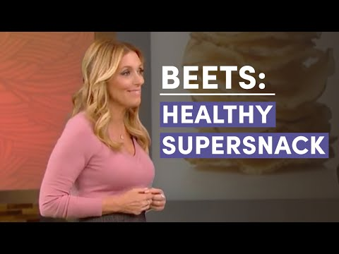 Dr. Kellyann shares what she loves about BEET CHIPS on the Dr. Oz Show