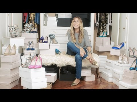 Sarah Jessica Parker On SATC & Her Legendary Shoe Collection | NET-A-PORTER