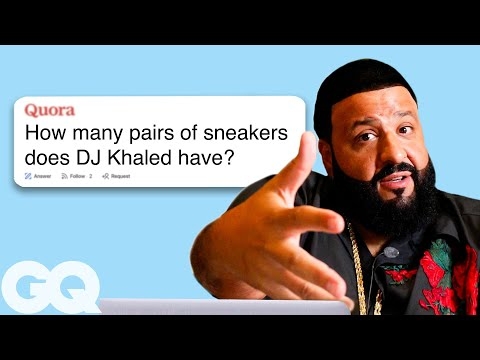 DJ Khaled Goes Undercover on Reddit, YouTube and Twitter | GQ