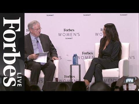 Kim Kardashian West Breaks Down Her Business Empire & How She Bounces Back | Forbes Women's Summit