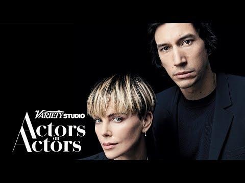 Adam Driver & Charlize Theron - Actors on Actors - Full Conversation