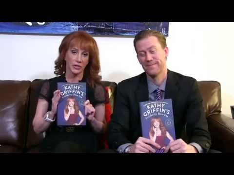 """Kathy Griffin Book Signing & Interview 