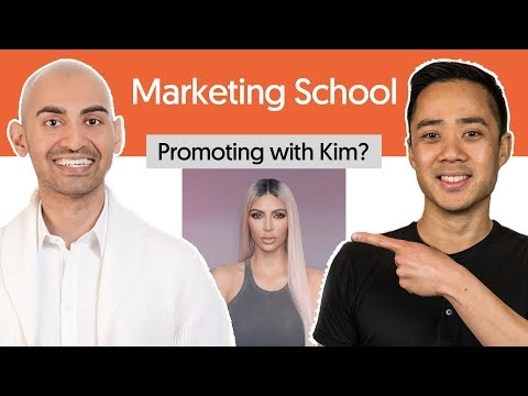 A Really Cheap Way to Get Kim Kardashian to Promote Your Business | Ep. #678