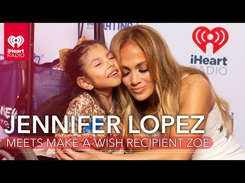 Jennifer Lopez Makes A Fan's Dream Come True!
