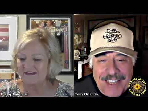 Tony Orlando-Debby Campbell Goodtime Show Interview
