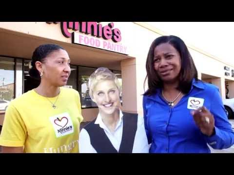 Feed the Children's Surprise for Minnie's Food Pantry