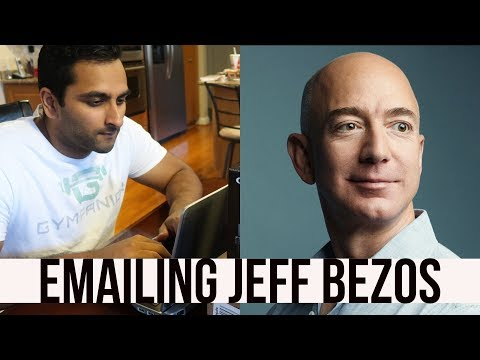 I Emailed Jeff Bezos So You Didn't Have To