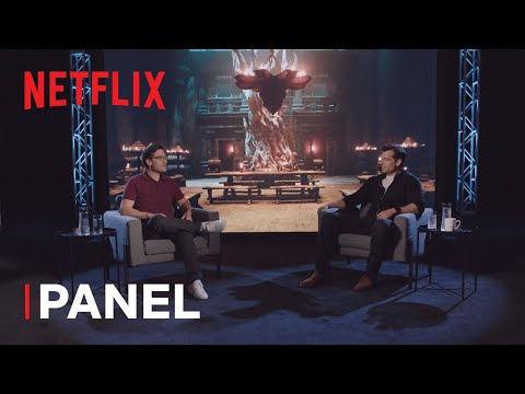 The Witcher: WitcherCon | Tales from the White Wolf with Henry Cavill Panel | Netflix