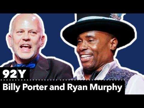 FX's Pose: Ryan Murphy with Emmy-Nominated Billy Porter