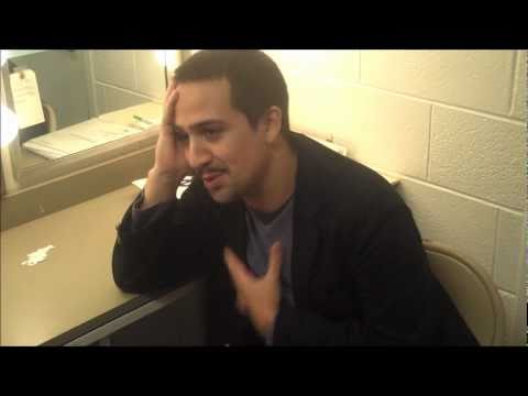 Lin-Manuel Miranda on Bring It On: The Musical at the Alliance Theatre in Atlanta