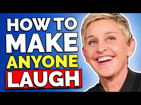 How To Make Someone Laugh (The Easiest Way)