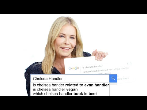 Chelsea Handler Answers the Web's Most Searched Questions | WIRED