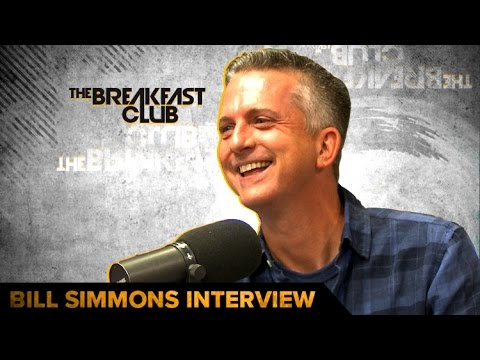 Bill Simmons Talks ESPN, His Feud With Isiah Thomas, Why His HBO Talk Show Was Unsuccessful & More