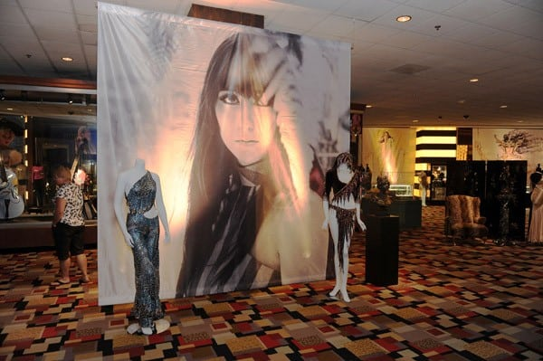 Cher Items on Exhibit at Julien's Auctions in Las Vegas