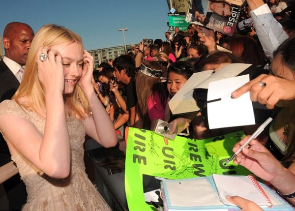 Taylor Lautner at 'The Twilight Saga: Eclipse' Premiere