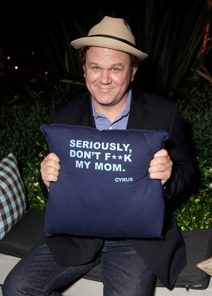 John C. Reilly at the 'Cyrus' Premiere After Party