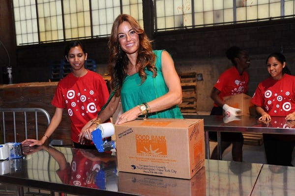 Kelly Killoren Bensimon at Target's Party for Good