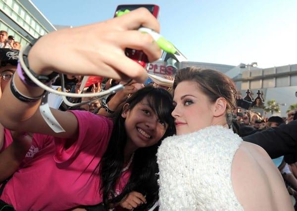 Kristen Stewart at the 'The Twilight Saga: Eclipse' Premiere