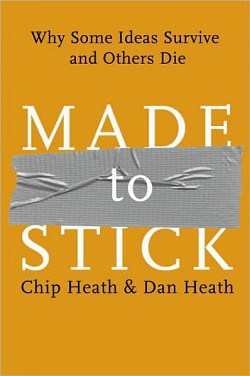 'Made to Stick' by Chip & Dan Heath