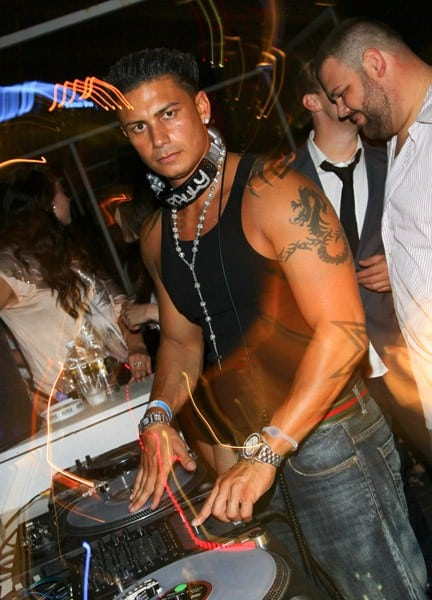 DJ Pauly D at the MuchMusic Video Awards After Party