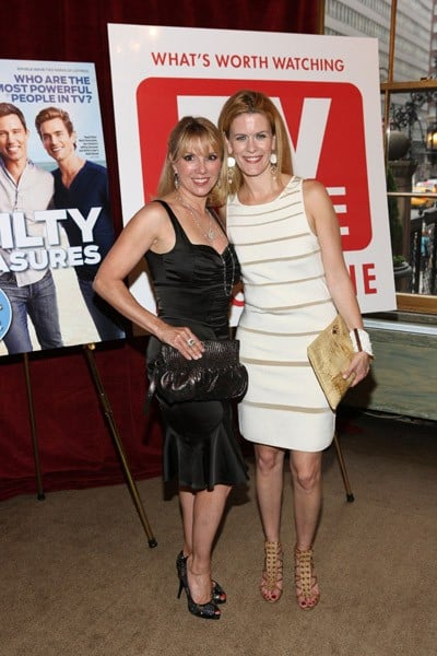 Ramona Singer & Alex McCord at TV Guide Magazine Party