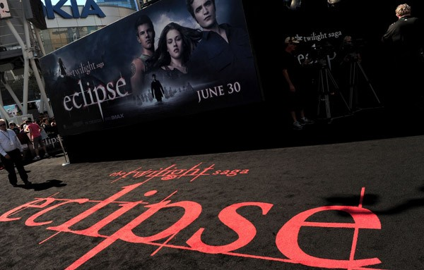'The Twilight Saga: Eclipse' Premiere