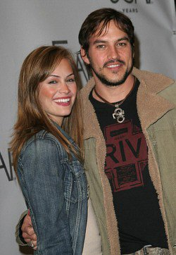 Natalia Livingston & Tyler Christopher