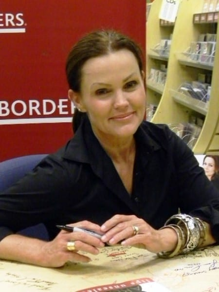 "Belinda Carlisle's ""Lips Unsealed"" Book Signing at Borders in Culver City on July 20, 2010"