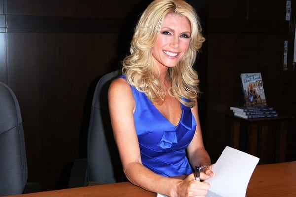 "Brande Roderick's ""Bounce, Don't Break"" Book Signing at Barnes and Noble in Los Angeles on July 22, 2010"