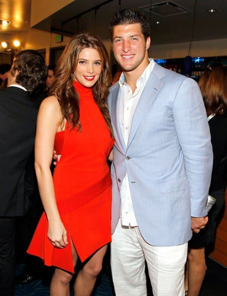 Ashley Greene & Tim Tebow at the 2010 ESPY Awards in Los Angeles