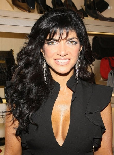 Teresa Giudice Book Signing In Nyc Contact Any Celebrity