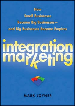'Integration Marketing' by Mark Joyner