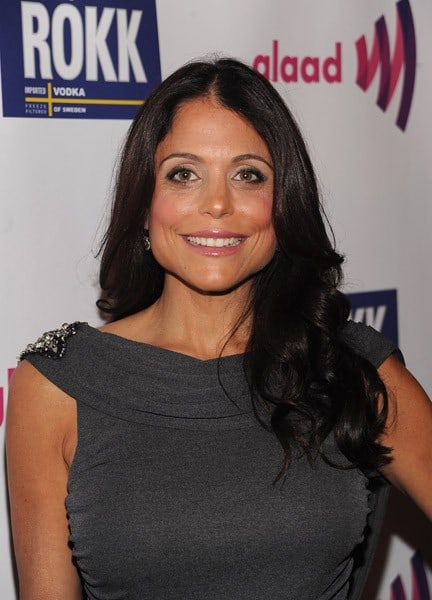 Television personality Bethenny Frankel attends GLAAD Manhattan at 230 Fifth Avenue on August 3, 2010 in New York City.