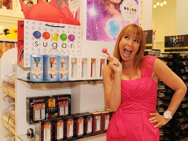 Jill Zarin Signs Autographs at Sugar Factory at Planet Hollywood Resort & Casino on August 7, 2010 in Las Vegas, Nevada.