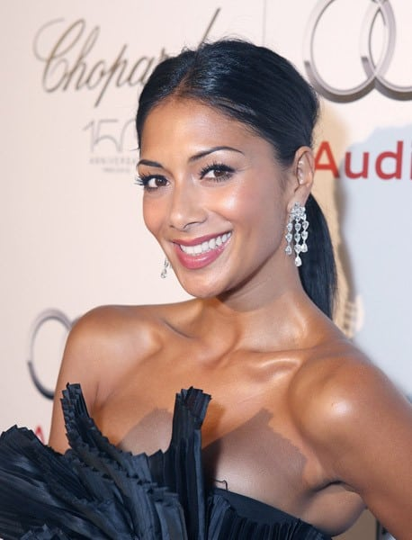 Nicole Scherzinger attends Audi Celebrates the 2010 Emmy Awards at Cecconi's Restaurant on August 22, 2010 in Los Angeles, California.