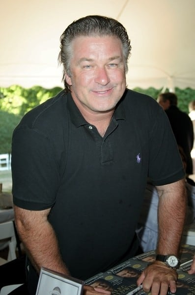 Alec Baldwin attends the 6th Annual Authors Night at The East Hampton Library on August 14, 2010