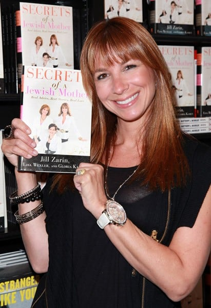 TV personality Jill Zarin attends the book signing of her new book 'Secrets of a Jewish Mother' at Book Soup on August 10, 2010 in West Hollywood, California.
