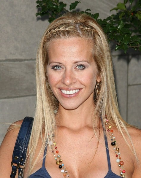 Dina Manzo attends rehersals for 'My Big Gay Italian Wedding' at St. Luke's Theater on August 26, 2010 in New York City.