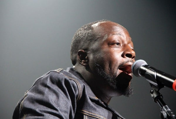 Wyclef Jean performs for Hot 97 On Da Reggae Tip Concert at Hammerstein Ballroom on September 3, 2010 in New York City.