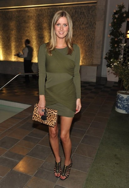 Nicky Hilton attends ARCADE Boutique's 'The Autumn Party' benefiting Children's Institute, Inc at The London West Hollywood Hotel on September 29, 2010 in West Hollywood, California.