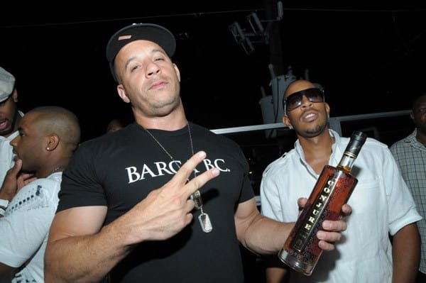 Actor Vin Diesel attends the 5th Annual LudaDay Weekend on September 4, 2010 in Atlanta, Georgia.