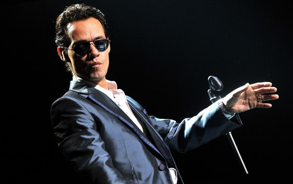 Marc anthony at the garden in new york contact any celebrity - Marc anthony madison square garden ...